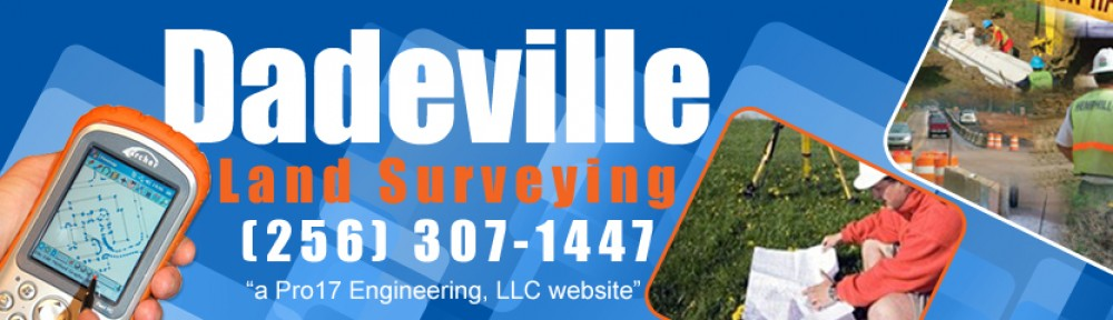 Dadeville Land Surveying